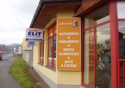 autoservis  Ústí nad Labem
